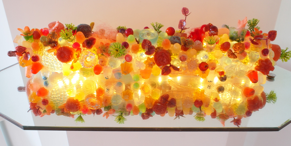 Globular Cluster, a solo show at Arc-Hive